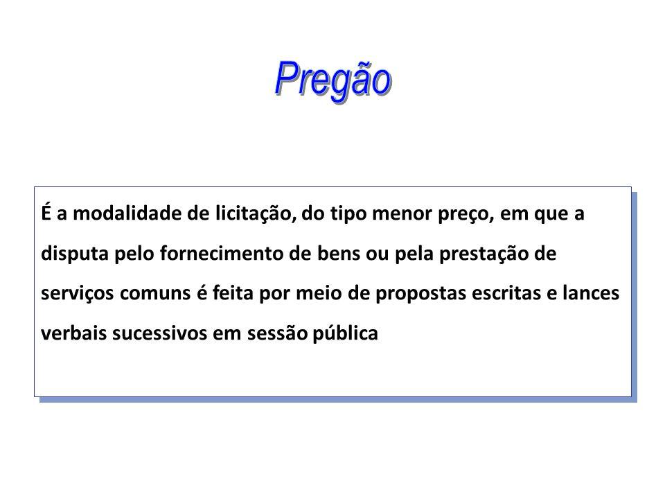 Pregão