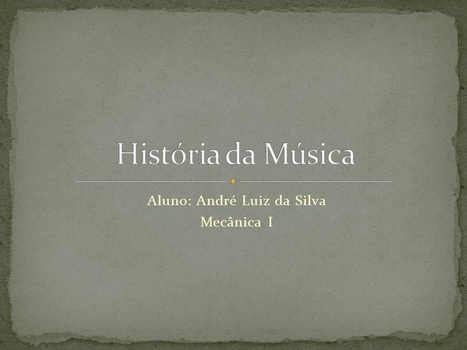 Aluno: André Luiz da Silva Mecânica I