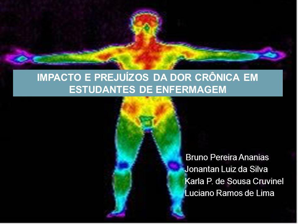 IMPACTO E PREJUÍZOS DA DOR CRÔNICA EM ESTUDANTES DE ENFERMAGEM