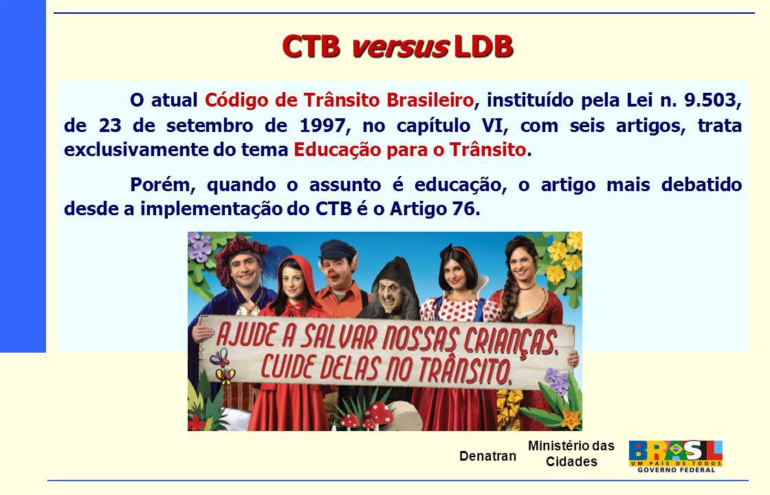 CTB versus LDB