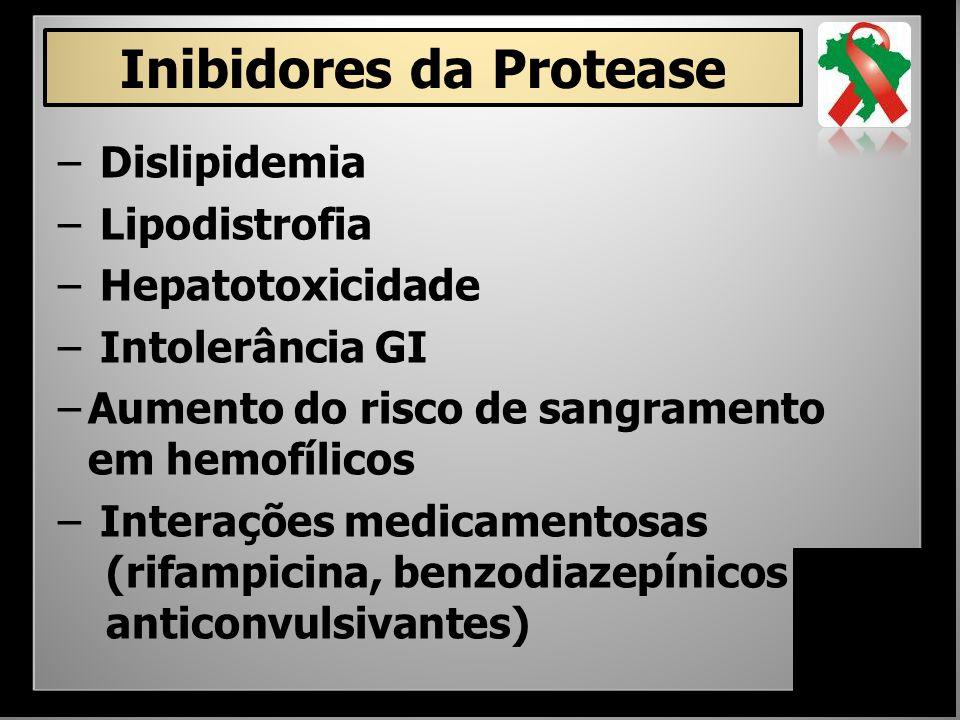 Inibidores da Protease