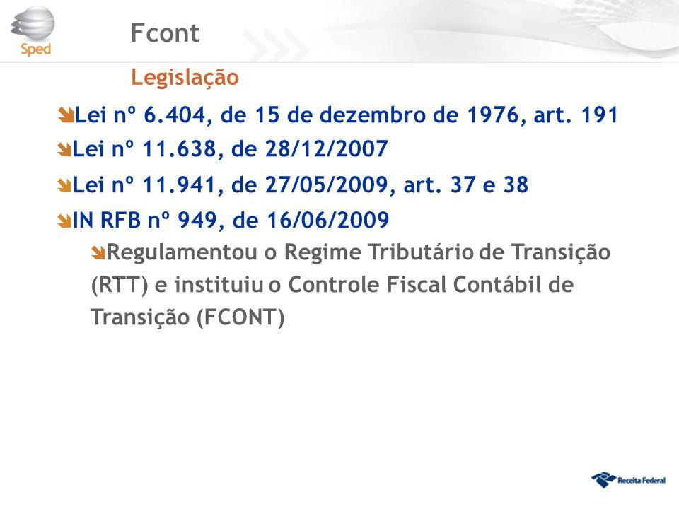 Lei nº 6.404, de 15 de dezembro de 1976, art. 191