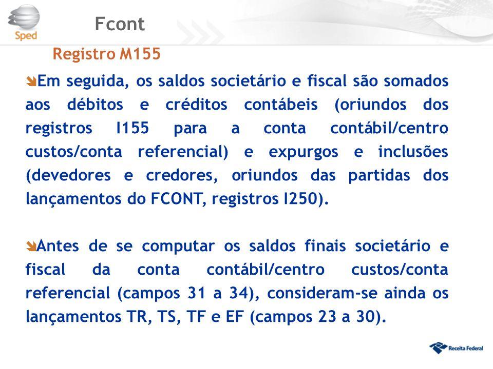 Fcont Registro M155.