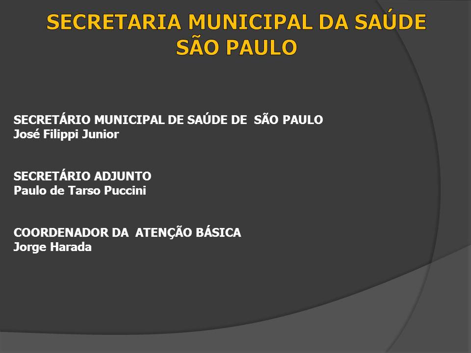 SECRETARIA MUNICIPAL DA SAÚDE SÃO PAULO