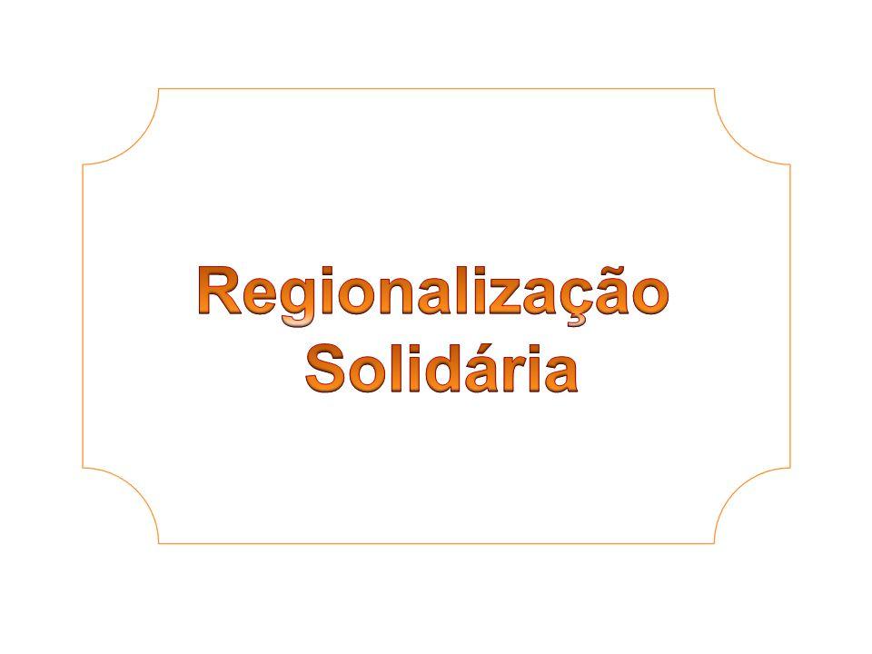 Regionalização Solidária