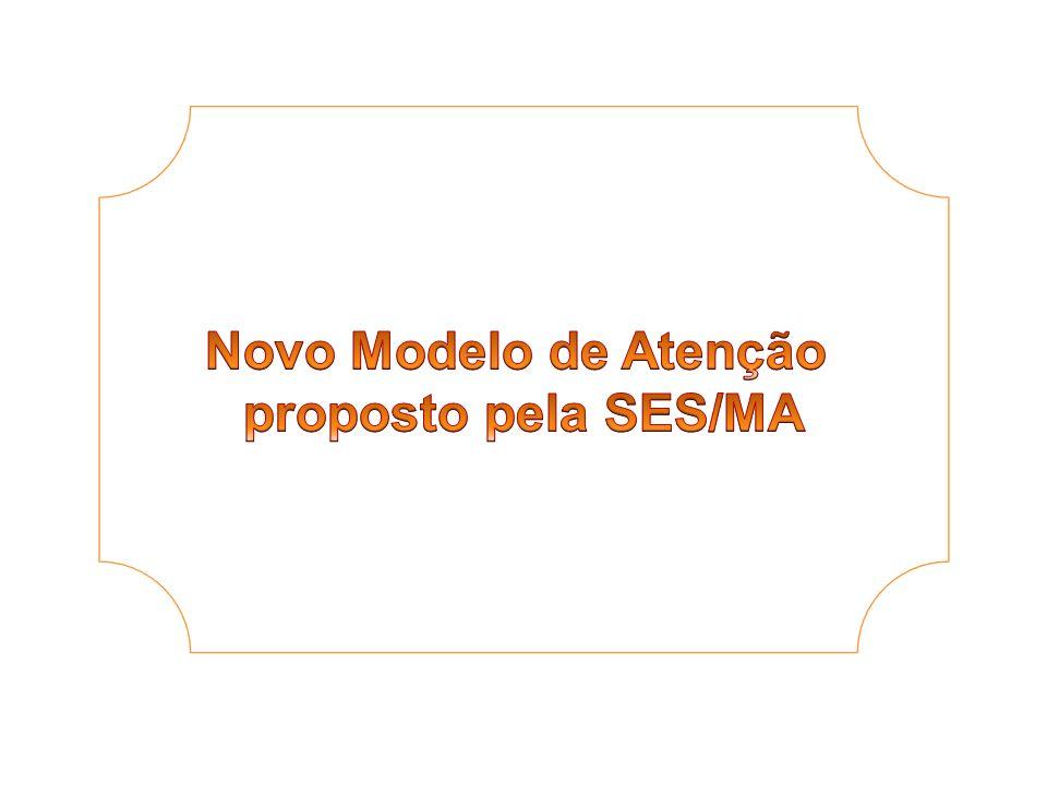 Novo Modelo de Atenção proposto pela SES/MA