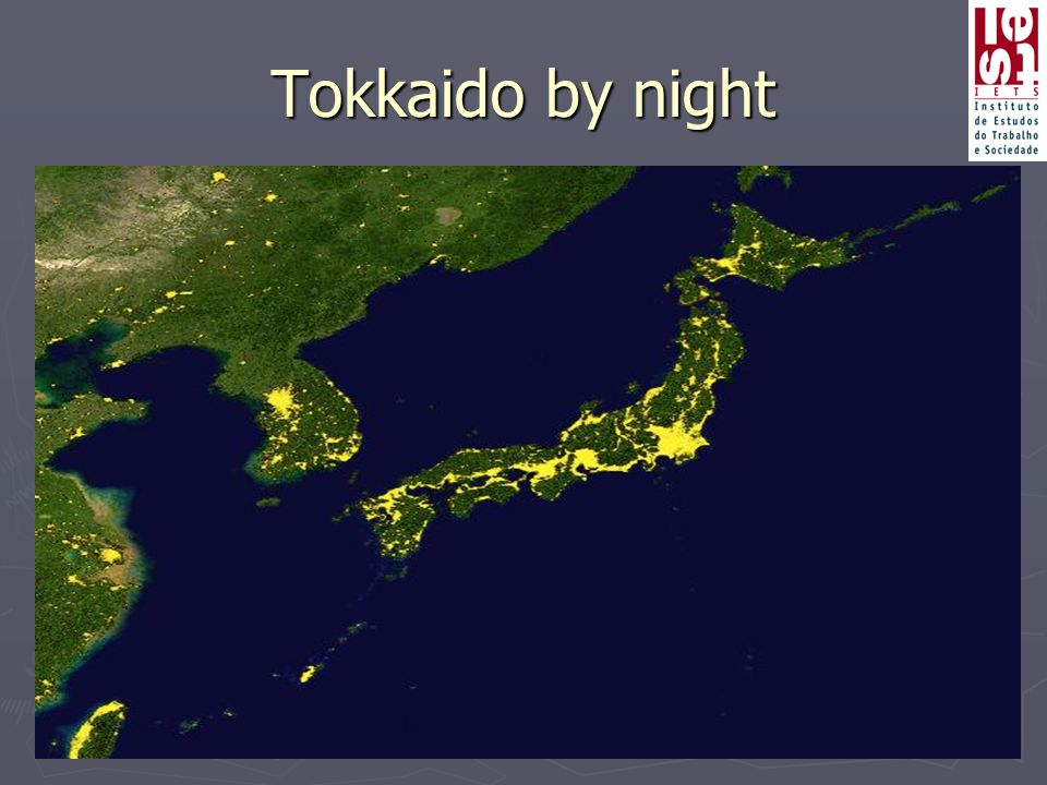 Tokkaido by night