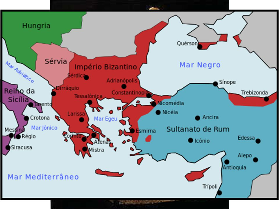 Fatores das Cruzadas Marginalização social. Cavaleiros andantes. Bandoleiros. Interesses dos bizantinos.
