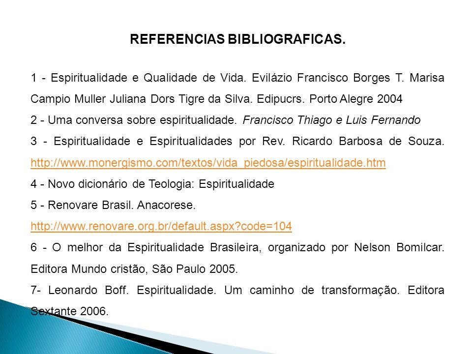 REFERENCIAS BIBLIOGRAFICAS.