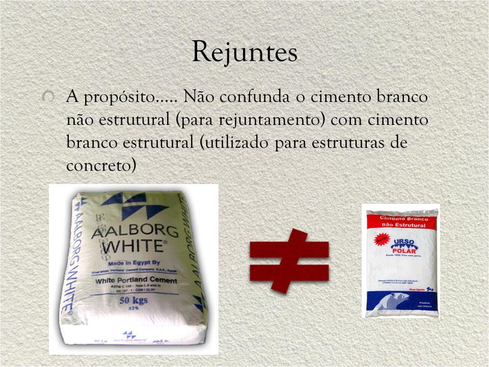 Rejuntes