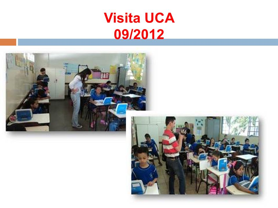 Visita UCA 09/2012