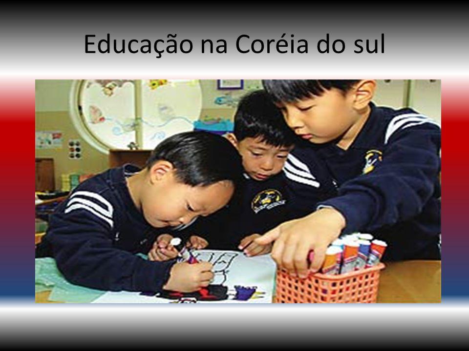 Educação na Coréia do sul