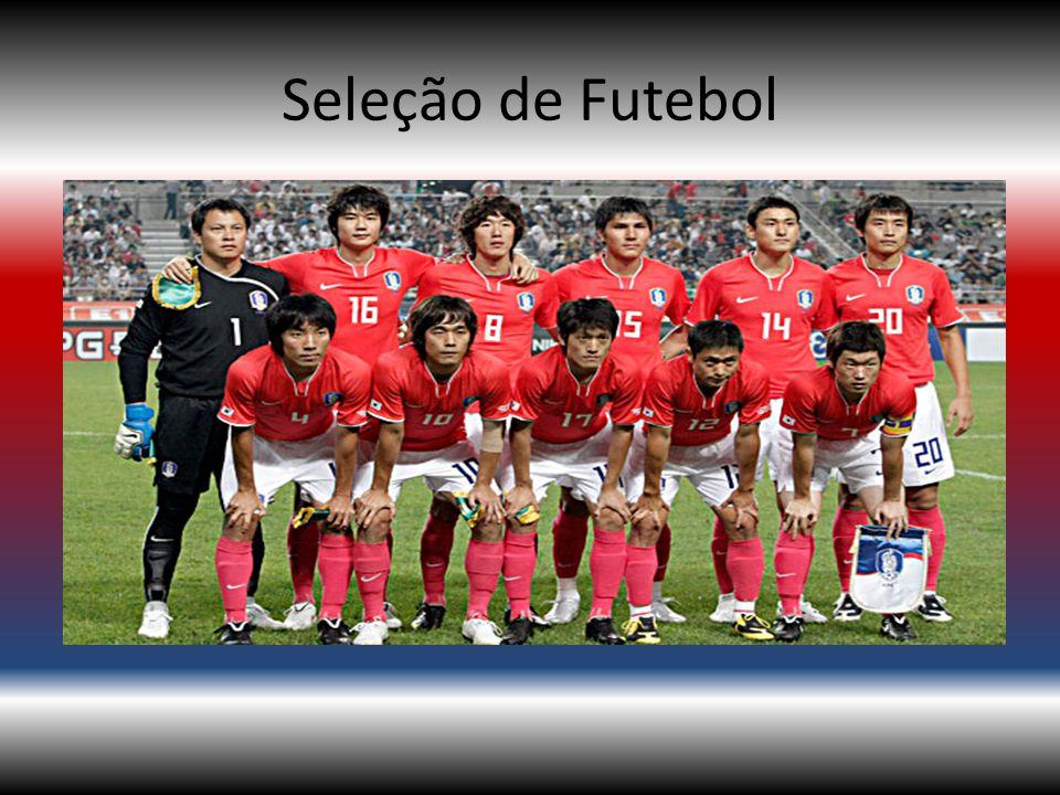Seleção de Futebol