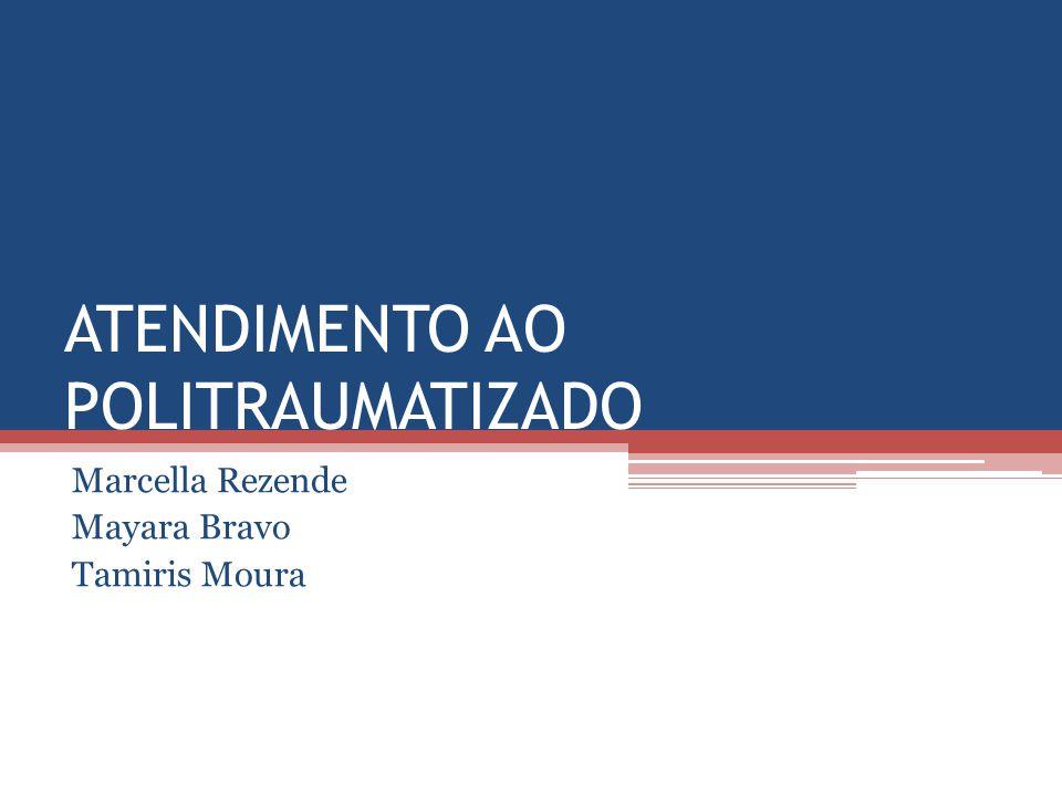 ATENDIMENTO AO POLITRAUMATIZADO