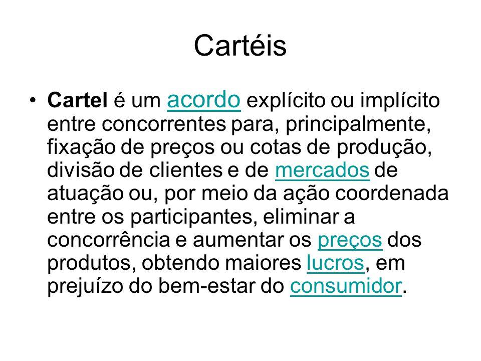 Cartéis