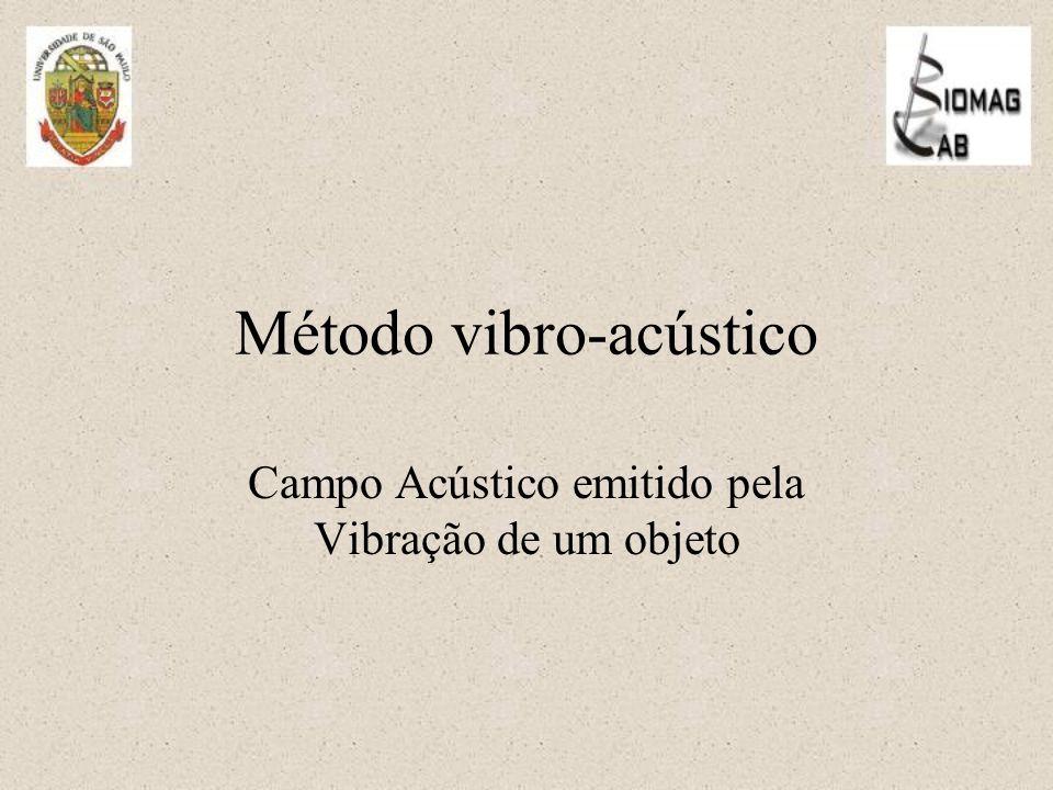 Método vibro-acústico