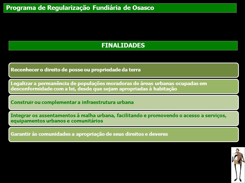 Programa de Regularização Fundiária de Osasco