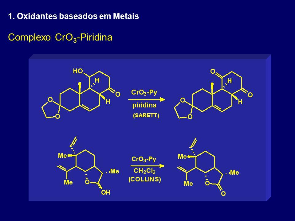 Complexo CrO3-Piridina