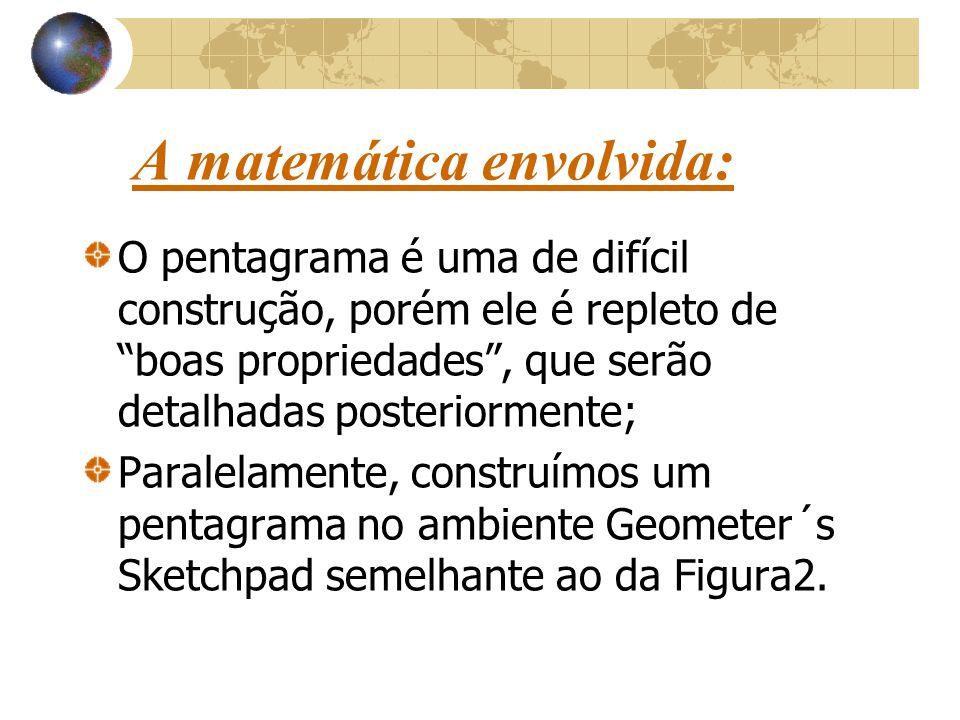 A matemática envolvida: