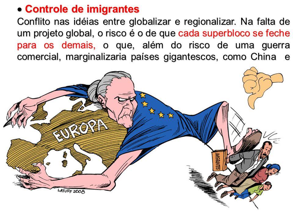  Controle de imigrantes