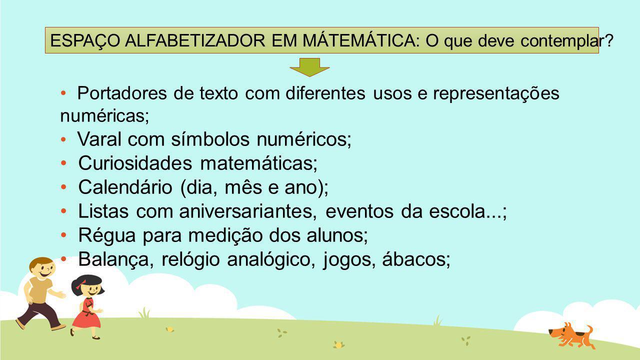Curiosidades matemáticas; Calendário (dia, mês e ano);