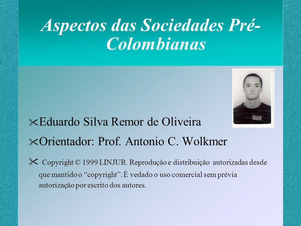 Aspectos das Sociedades Pré-Colombianas