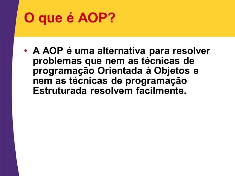 O que é AOP