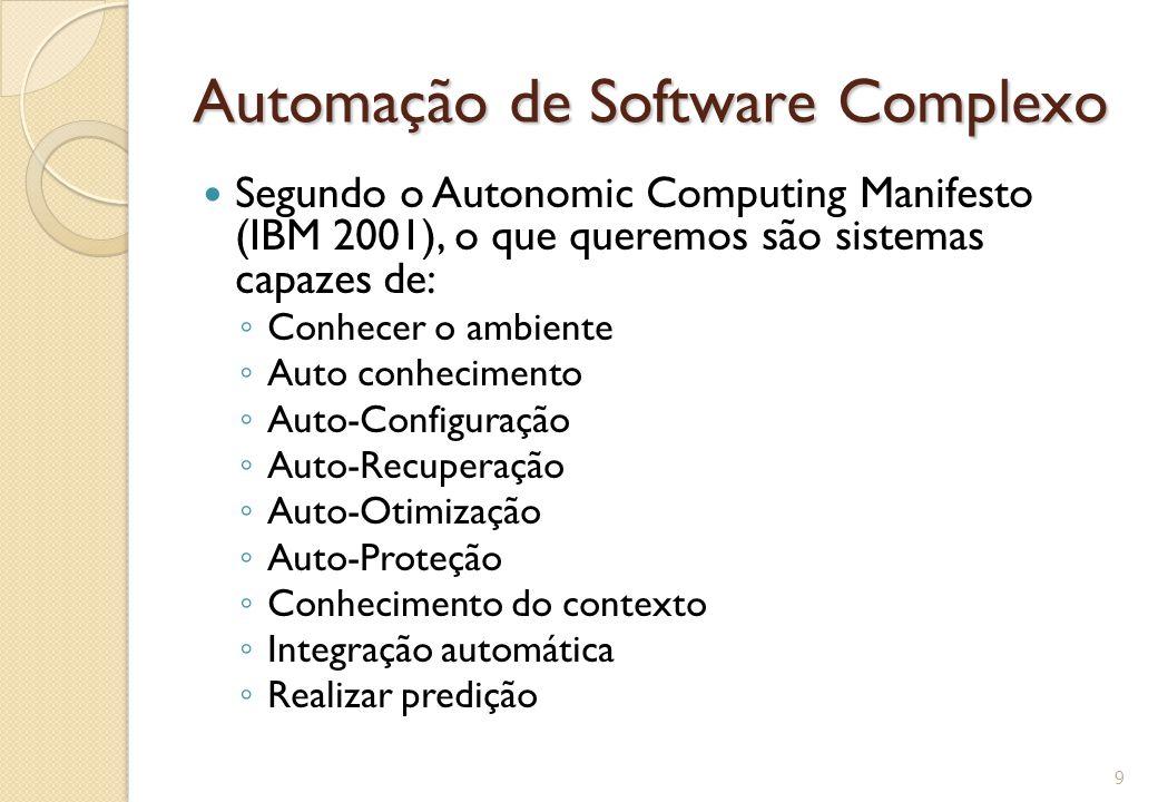 Automação de Software Complexo