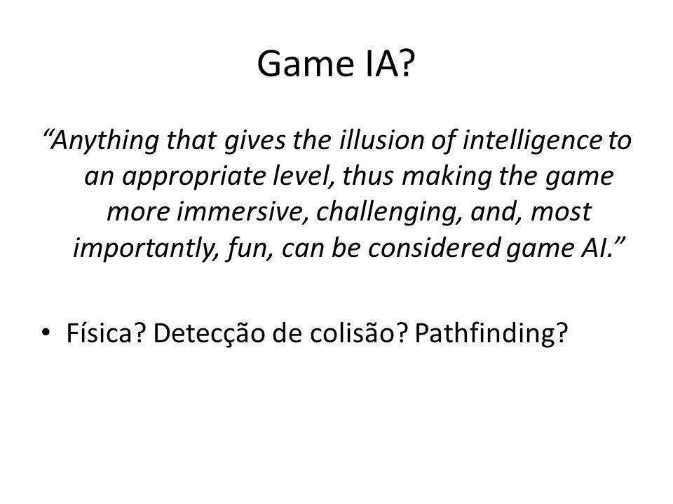 Game IA