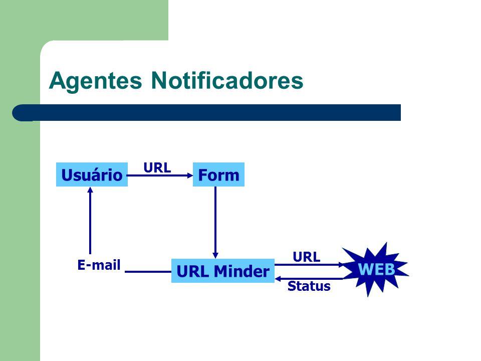 Agentes Notificadores