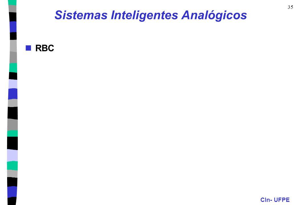 Sistemas Inteligentes Analógicos