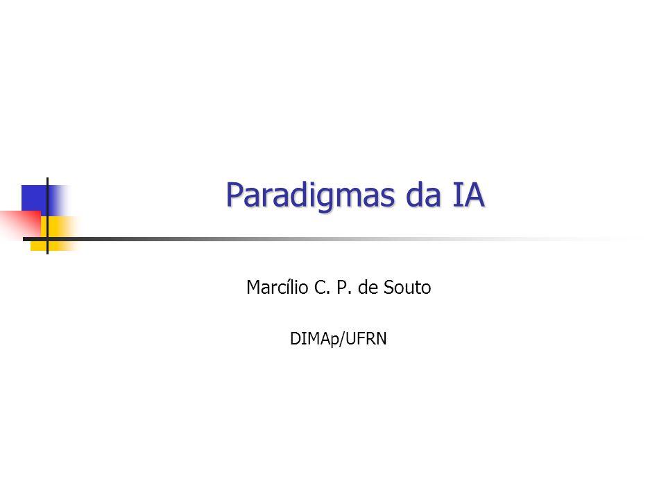 Marcílio C. P. de Souto DIMAp/UFRN