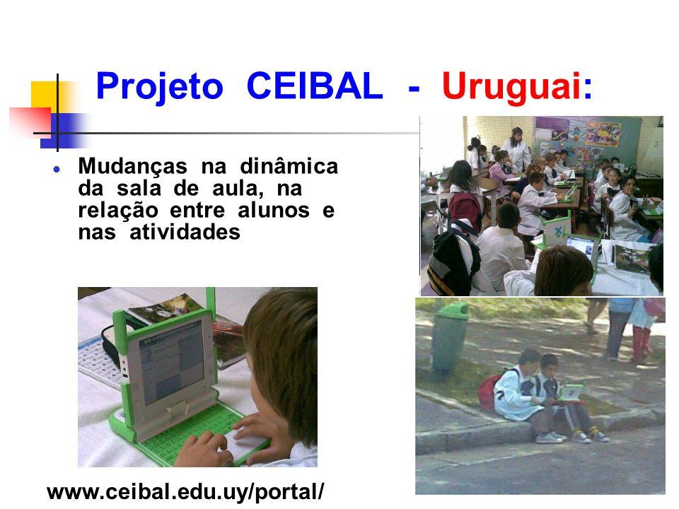 Projeto CEIBAL - Uruguai: