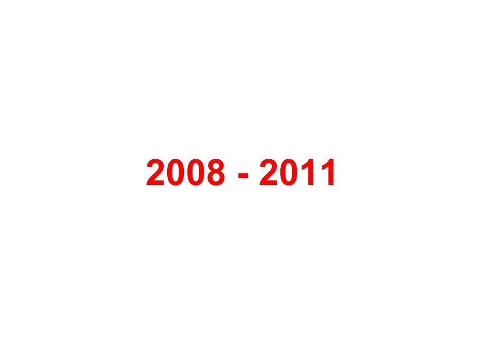 2008 - 2011 38