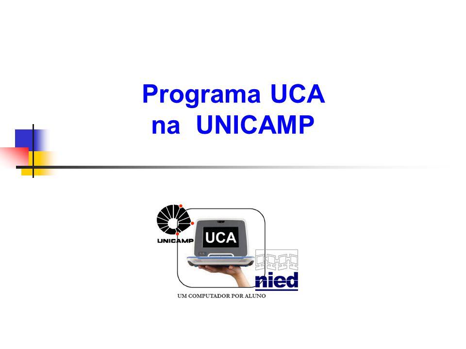 Programa UCA na UNICAMP