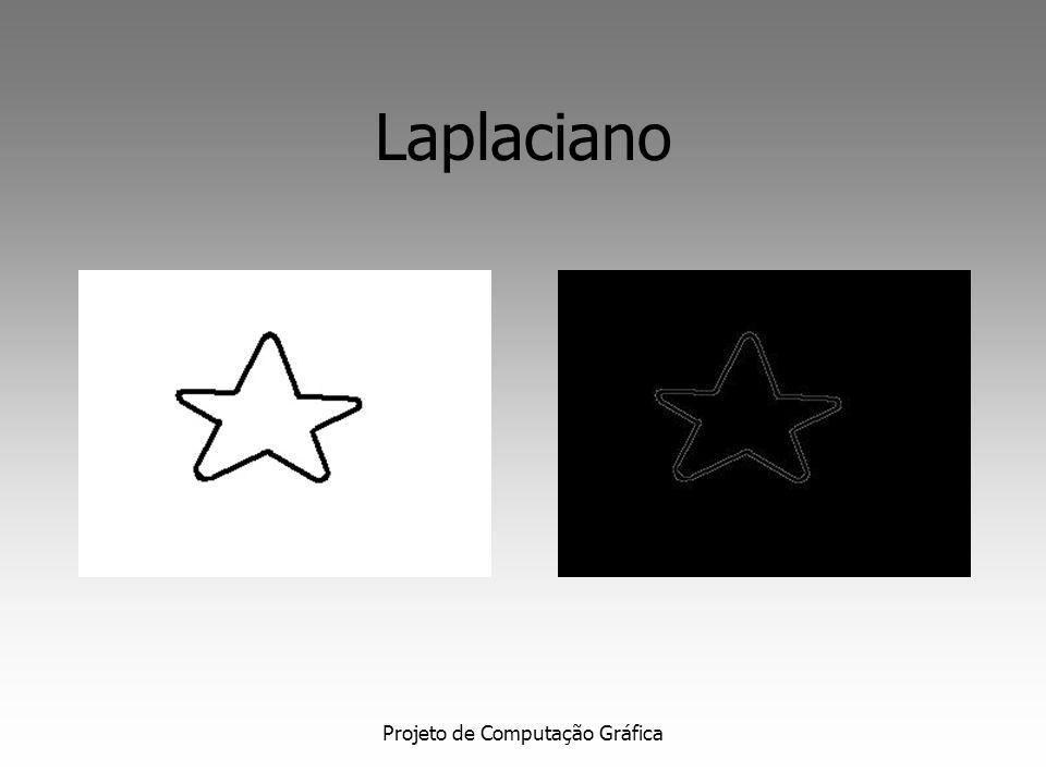 Projeto de Computação Gráfica