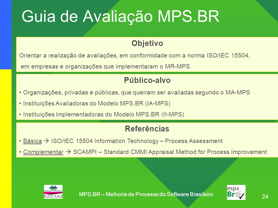 Guia de Avaliação MPS.BR