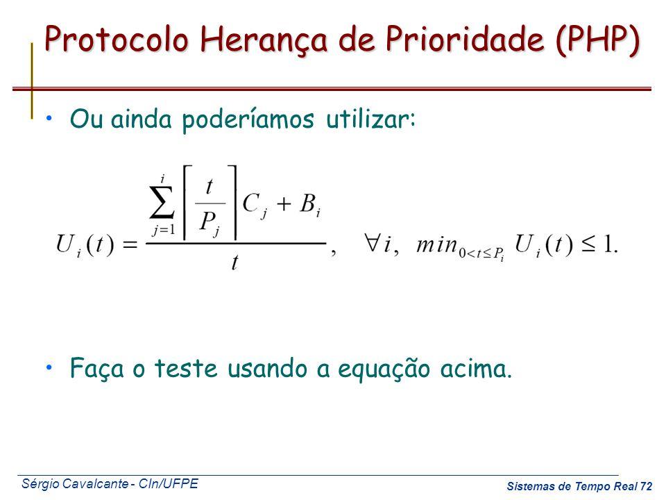 Protocolo Herança de Prioridade (PHP)