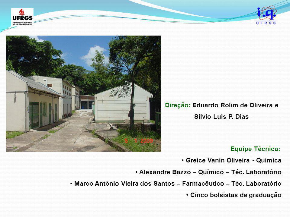 Direção: Eduardo Rolim de Oliveira e