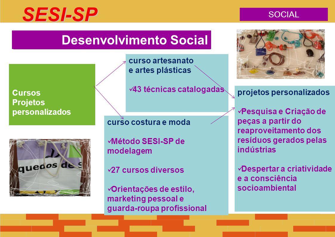 SESI-SP desenvolvimento social desenvolvimento social