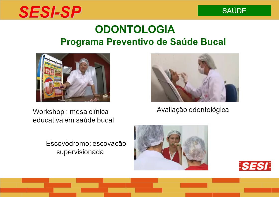 Programa Preventivo de Saúde Bucal