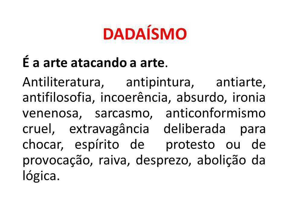 DADAÍSMO
