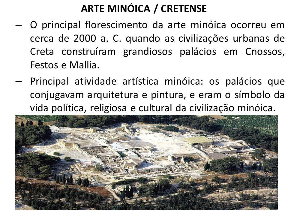 ARTE MINÓICA / CRETENSE
