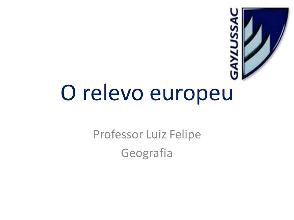 Professor Luiz Felipe Geografia