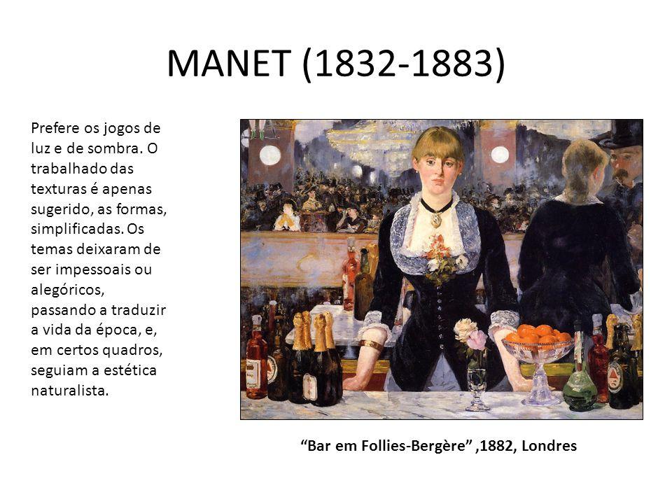 MANET (1832-1883)