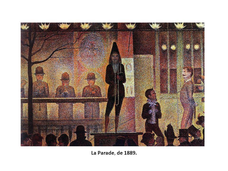 La Parade, de 1889.