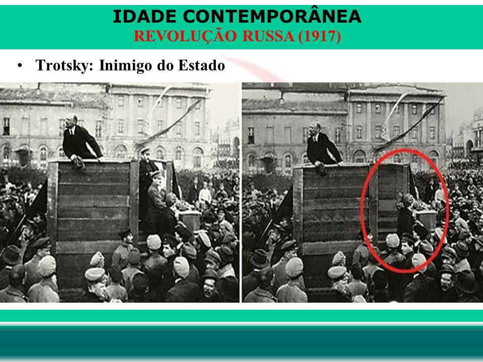 Trotsky: Inimigo do Estado