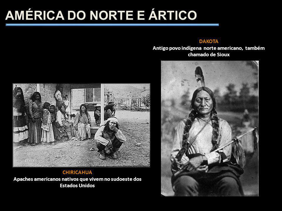 AMÉRICA DO NORTE E ÁRTICO
