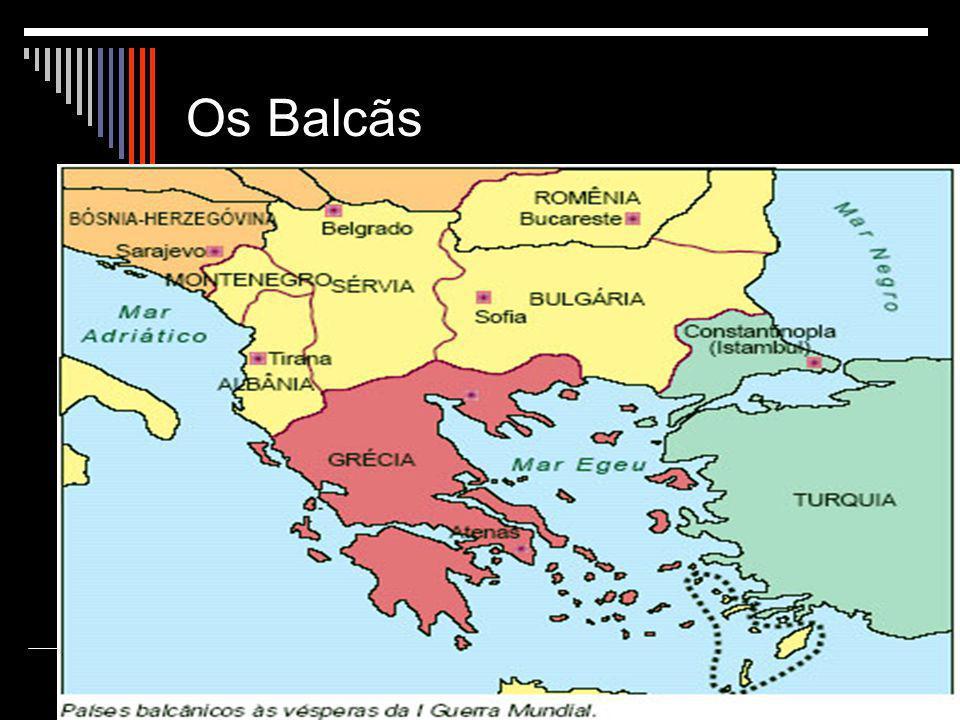 Os Balcãs