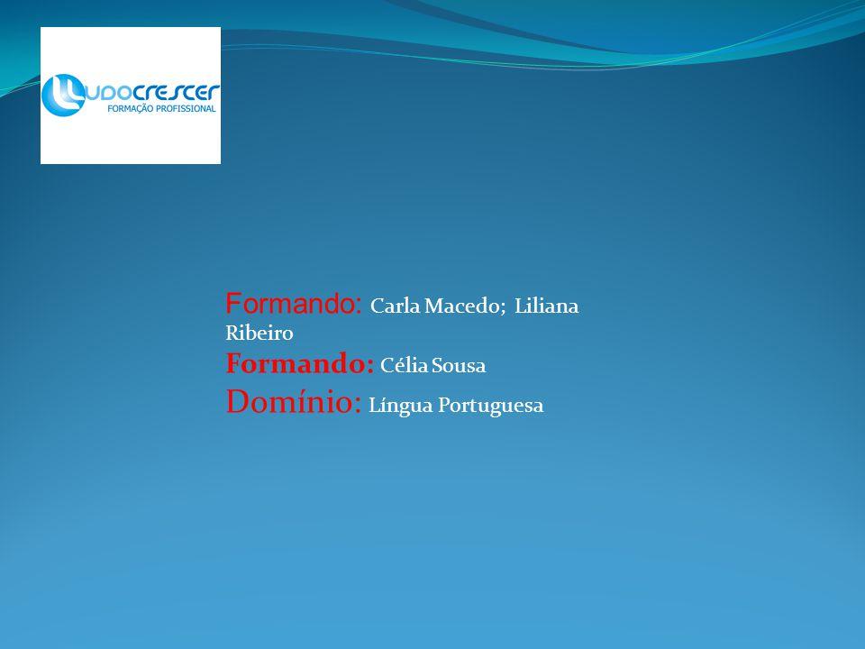 Domínio: Língua Portuguesa
